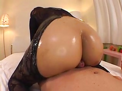 Big Asian Ass Face Sitting and Sex Fetish 2