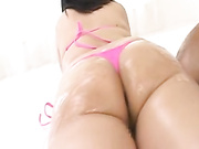 Japanese Bbw Chubby Girl Oil Massage