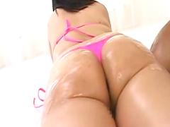 Japanese Bbw Chubby Girl Oil Massage
