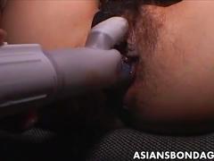 Busty Japanese BBW MILF having sex video