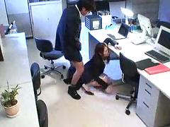 Hinayo Motoki Office Sex 2